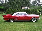 1958 Cadillac Series 62 Picture 2