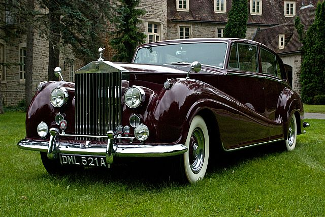 1956 Rolls Royce Silver Wraith Picture 2