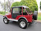 1974 Jeep CJ5 Picture 2