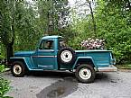 1961 Jeep Willys Picture 2