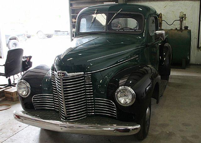 Flatbed Tow Truck >> 1946 International KB-1 For Sale Atlanta, Georgia