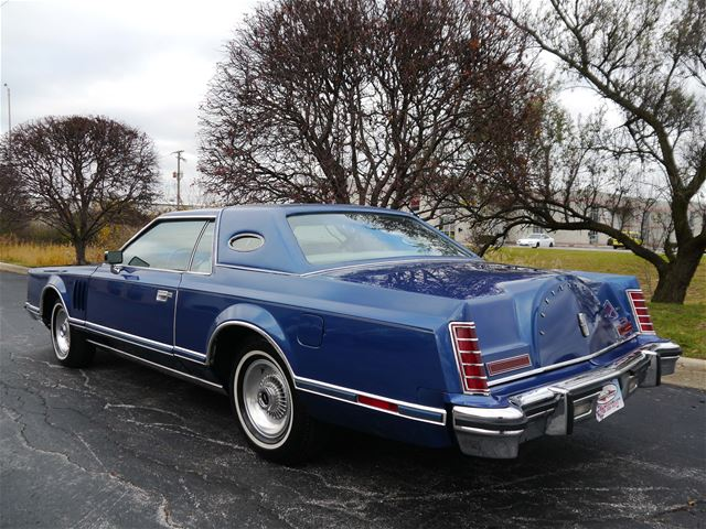 1977 Lincoln Mark V For Sale Alsip Illinois