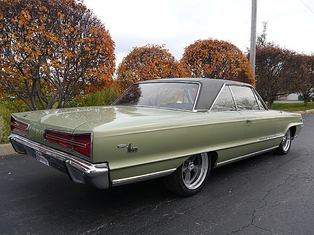 1966 dodge monaco 500 for sale alsip illinois. Black Bedroom Furniture Sets. Home Design Ideas