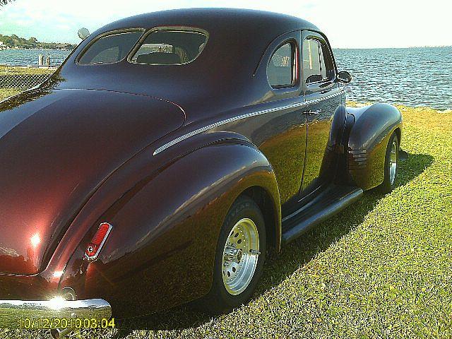 1940 Nash Coupe For Sale Port St. John, Florida