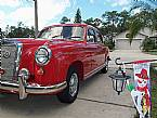 1956 Mercedes 220S Picture 2