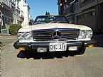 1981 Mercedes 380SL Picture 2
