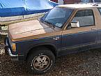 1988 Chevrolet S10 Picture 2