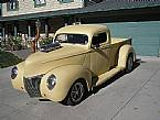 1940 Ford Pickup Picture 2