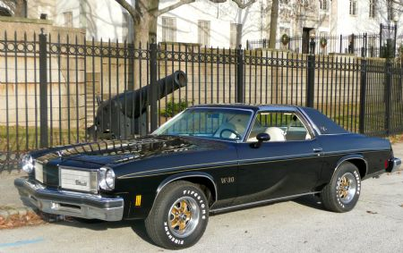 1975 Oldsmobile Hurst For Sale Philadelphia, Pennsylvania