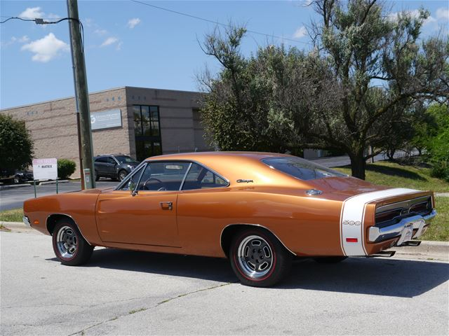 1969 Dodge Charger 500 For Sale Alsip Illinois