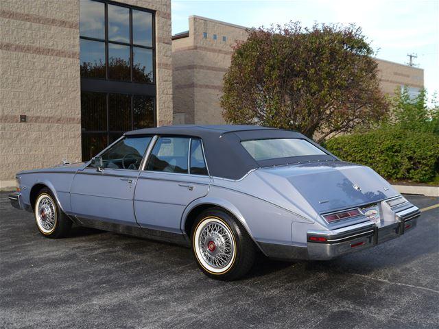 1984 Cadillac Seville For Sale Alsip Illinois
