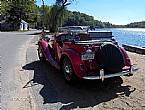 1952 MG TD Picture 2
