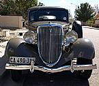 1934 Ford Sedan Delivery Picture 2