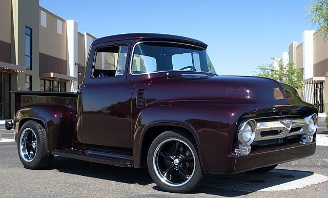 to offer for sale is this beautiful 1956 ford f 100 restomod hotrod. Cars Review. Best American Auto & Cars Review