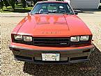 1986 Mercury Capri Picture 2