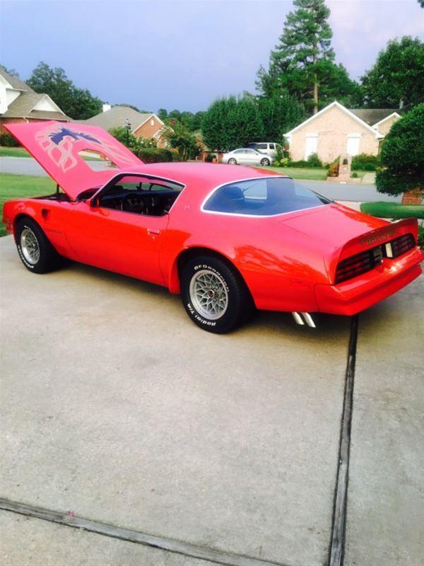 1978 Pontiac Trans Am For Sale Powhatan, Arkansas