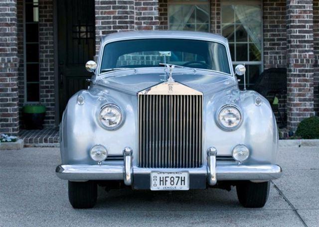 1959 Rolls Royce Silver Cloud For Sale El Paso  Texas