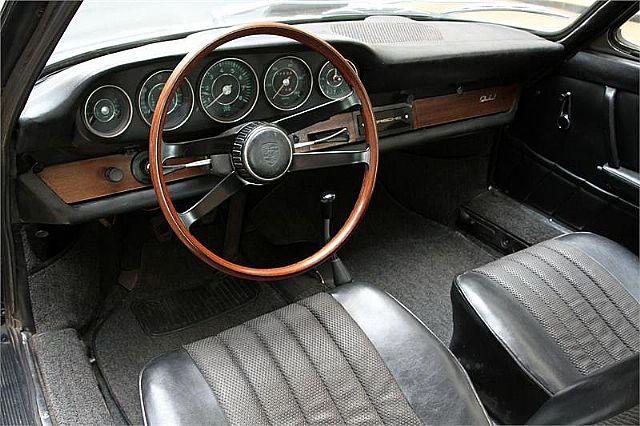 1965 Porsche 911 For Sale Lenoir North Carolina