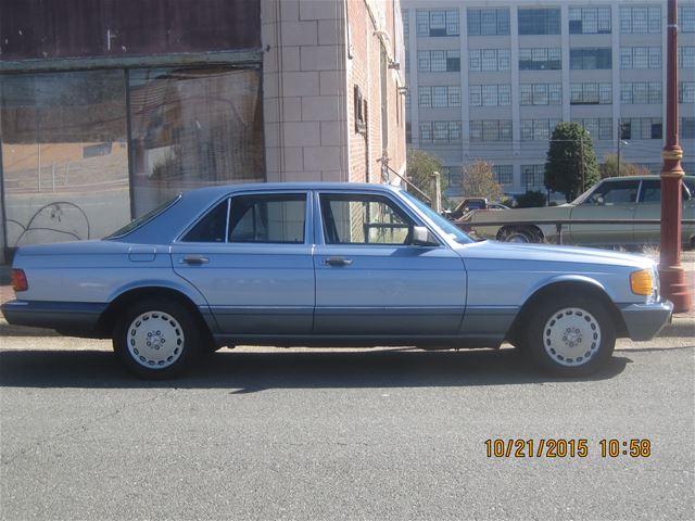 1991 mercedes 300se for sale winston salem north carolina for Mercedes benz winston salem