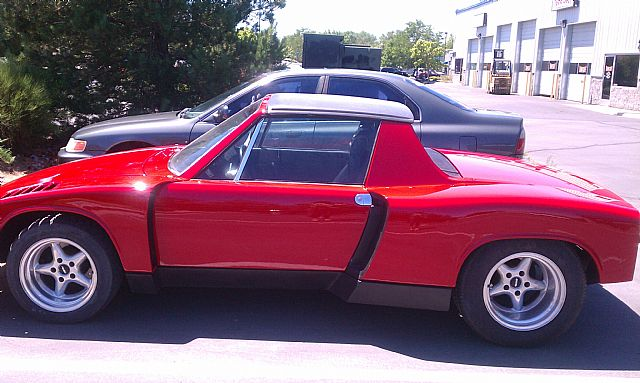 1973 Porsche 914 For Sale Carson City Nevada