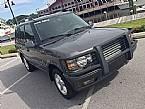 2002 Land Rover Range Rover Picture 2