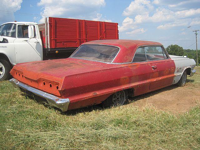 1963 chevrolet impala hardtop for sale virginia. Black Bedroom Furniture Sets. Home Design Ideas