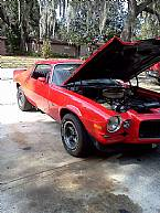 1973 Chevrolet Camaro Picture 2