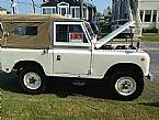 1978 Land Rover Series 3 Picture 2