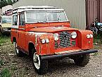 1959 Land Rover Series II Picture 2