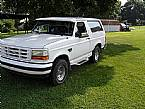 1995 Ford Bronco Picture 2