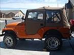 1971 Jeep CJ5 Picture 2