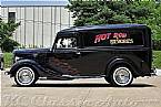 1936 Ford Panel Truck Picture 2