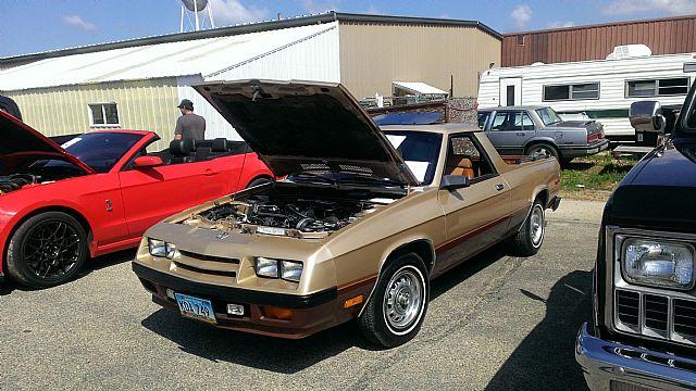 1984 Dodge Rampage For Sale Fargo, North Dakota