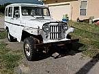 1961 Willys Wagon Picture 2