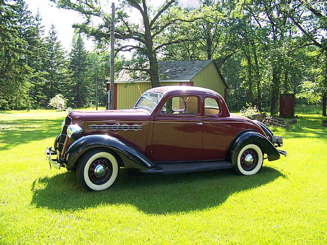 1935 Plymouth Business Coupe For Sale Thief River Falls ...