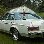 1977 Lincoln Versailles Picture 2