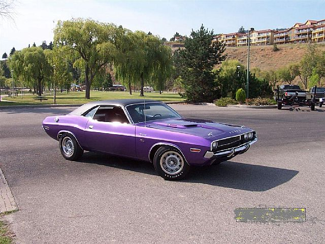 1970 Dodge Challenger R T S E Hemi For Sale Langley British Columbia