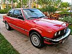 1986 BMW 325 Picture 2