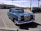 1962 Mercedes 220S Picture 2