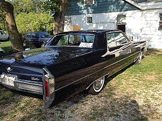 1966 Cadillac Calais For Sale Wadsworth Illinois