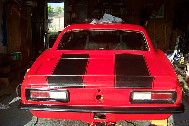 1967 Chevrolet Camaro For Sale Salisbury Maryland
