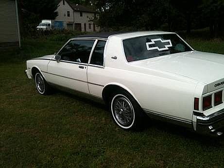 1985 Chevrolet Caprice Landau For Sale Staunton Virginia