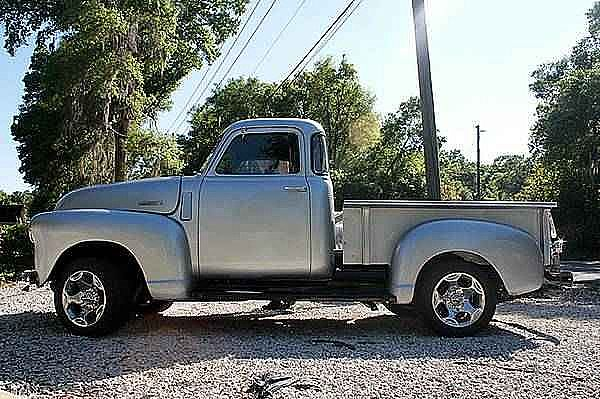 1949 Chevrolet Pickup For Sale Mount Plymouth Florida