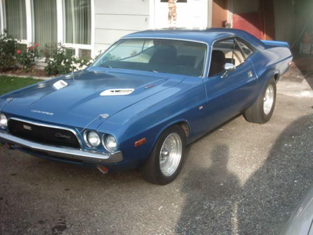 1972 Dodge Challenger For Sale Kent, Washington
