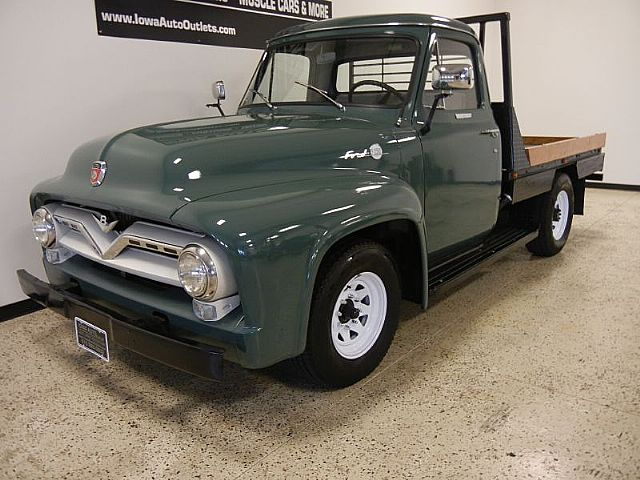 1955 Ford F250 Picture 2