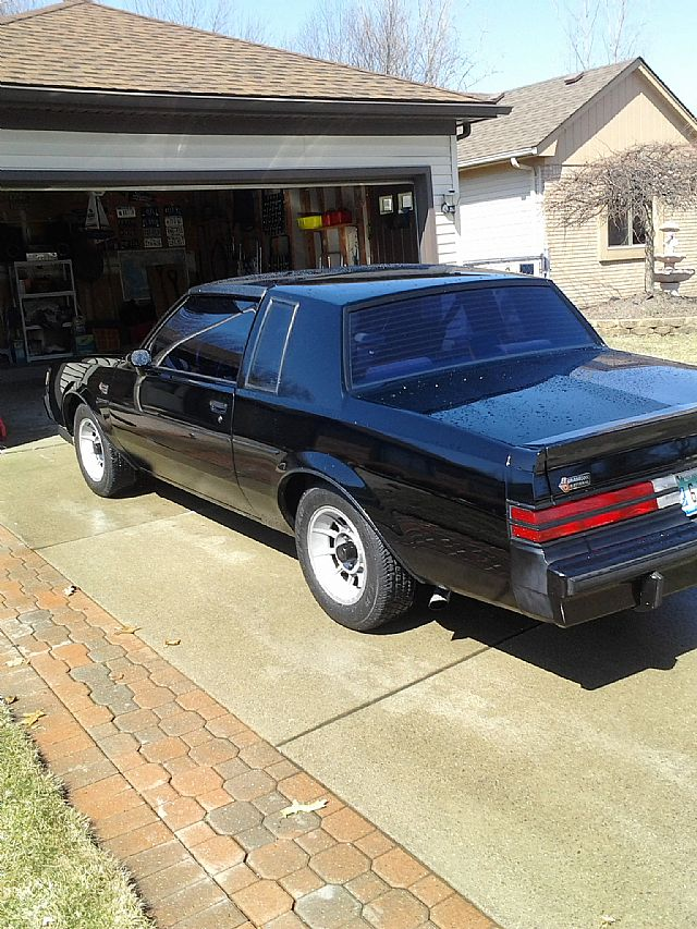 1987 buick grand national for sale chesterfield michigan. Cars Review. Best American Auto & Cars Review