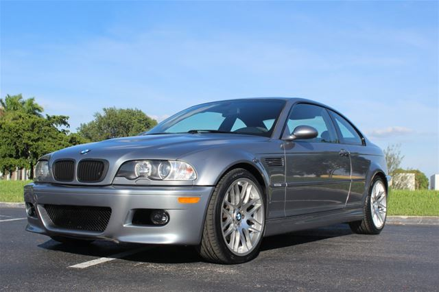 2004 Bmw M3 For Sale Miami Florida
