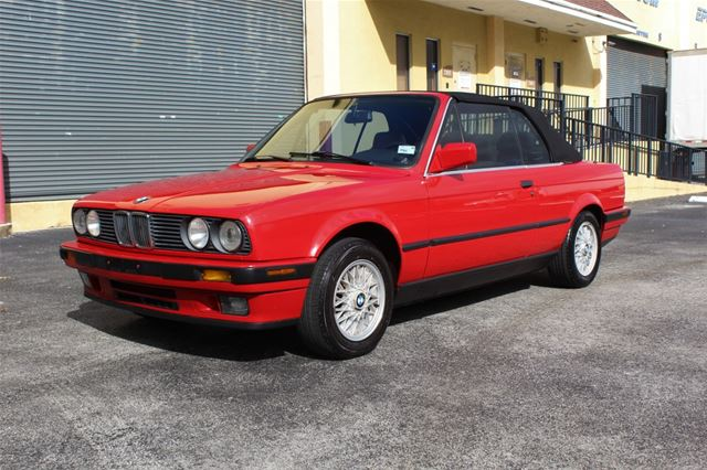 1993 Bmw 3 Series For Sale Miami Florida
