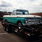 1961 Ford F250 Picture 2