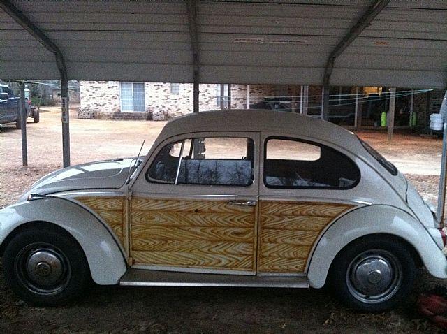1967 Volkswagen Beetle For Sale Bay Minette Alabama